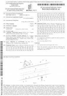 Armco patent