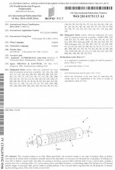Idler roller patent