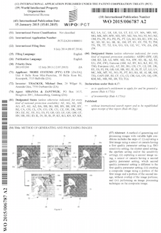 Image processing patent