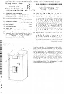 Key safe patent