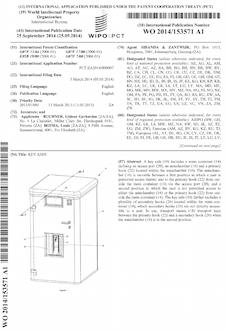 Key safe patent