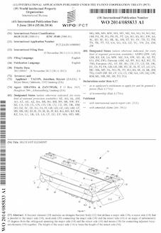 Pump float patent