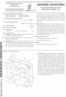 Scale patent