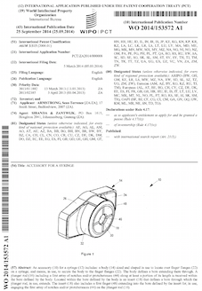 Syringe cover patent