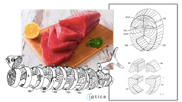 Fish Food Patent